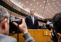 Draghi, gi visti alcuni effetti positivi misure Bce (ANSA)