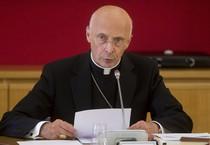 Cardinal Bagnasco, presidente della Cei (ANSA)
