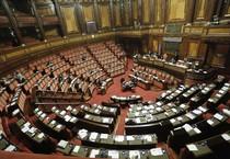 Nella foto l'Aula del Senato (archivio) (ANSA)