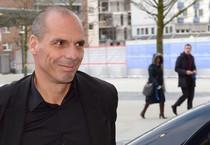 Il ministro delle Finanze, Gianis Varoufakis (ANSA)