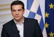Il premier greco Alexis Tsipras (ANSA)
