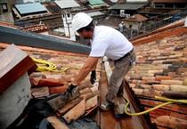 Dramma edilizia, in 5 anni perso un quarto degli occupati (ANSA)