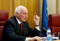 Il Presidente della Corte dei Conti Raffaele Squitieri (ANSA)