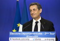 Nicolas Sarkozy (ANSA)