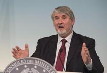 Il ministro del Lavoro Giuliano Poletti in una foto d'archivio (ANSA)