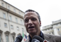 Il sindaco di Verona Flavio Tosi (ANSA)