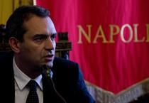 Il sindaco di Napoli, Luigi De Magistris (ANSA)