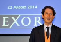 John Elkann Presidente di Exor (ANSA)