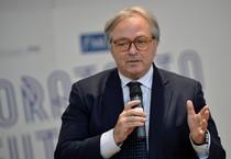 Gian Mario Spacca (ANSA)
