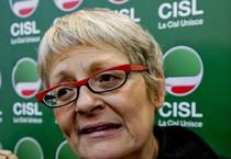 Annamaria Furlan, segretario generale della Cisl (ANSA)
