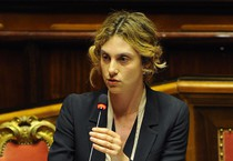 Marianna Madia in una foto d'archivio (ANSA)