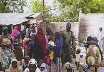 Women and girls freed from Boko Haram (ANSA)