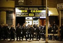 Baltimora: trovato corpo senza vita vicino a zona proteste (ANSA)