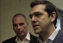 Alexis Tsipras e Yanis Varoufakis (ANSA)