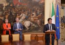 Renzi, Lamborghini investe 800 milioni, 500 posti di lavoro (ANSA)