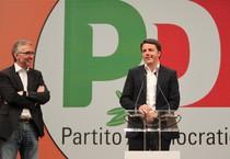 Regionali: Renzi arrivato ad Ancona (ANSA)