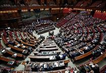 L'Aula della Camera in una foto d'archivio (ANSA)
