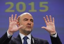 Il commissario agli Affari economici, Pierre Moscovici (ANSA)