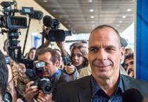 Il ministro delle Finanze greco  Yanis Varoufakis (ANSA)