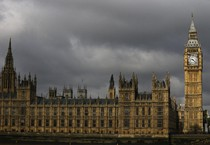 La sede del parlamento a Londra (ANSA)