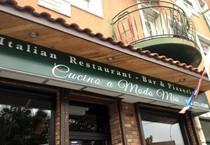 Il ristorante 'Cucino a modo mio' nel Queens, a New York (ANSA)