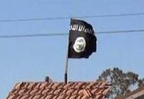 Sventola la bandiera dell'Isis, in Siria (ANSA)