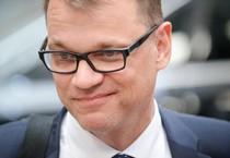 Il primo ministro finlandese Juha Sipila (ANSA)