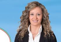 Monica Paolino, consigliere regionale di Forza Italia e presidente della commissione Antimafia del Consiglio regionale della Campania (ANSA)