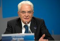 Sergio Mattarella al vertice dei capi di Stato a Erfurt (foto presidenza della Repubblica) (ANSA)