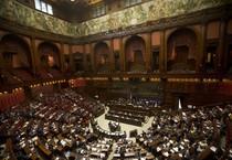L'Aula della Camera (archivio) (ANSA)