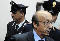 Luciano Moggi (ANSA)