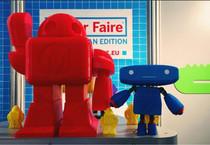 Si apre la Maker Faire, la rassegna dedicata all'innovazione digitale (fonte: Maker Faire) (ANSA)
