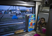 Greece Migrants Last Stop Photo Essay (ANSA)