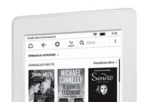 Kindle e Kindle Paperwhite (ANSA)