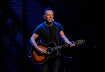 SPRINGSTEEN ON BROADWAY (ANSA)