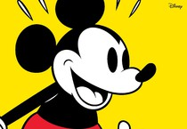 Mickey: The True Original Exhibition , la mostra pop up a New York dal 18 novembre al 10 febbraio 2019 (ANSA)
