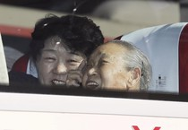 South Korea Koreas Family Reunions (ANSA)