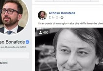 Battisti: Bonafede posta video, piovono critiche su Facebook (ANSA)