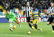 Serie A: Udinese-Parma 1-2 (ANSA)