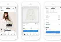 Instagram annuncia check out su shopping (ANSA)