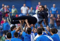 Getafe vs Villarreal (ANSA)