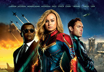 Captain Marvel (ANSA)