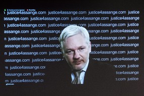 Wired Next fest, Assange in collegamento
