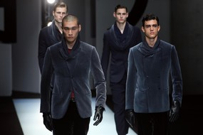 Milan Fashion Week: Giorgio Armani (ANSA)