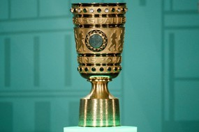 DFB Cup handover in Berlin