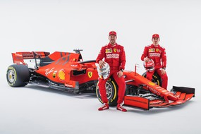 F1: Ferrari presents 2019 race car - the SF90 (ANSA)