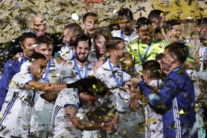 Real Madrid vince il mondiale per club (ANSA)