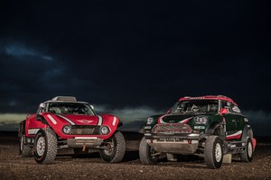 Ancora più racing l'anima di Mini John Cooper Works Rally (ANSA)