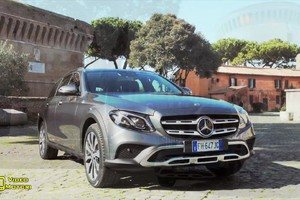 Mercedes-Benz Classe E All-Terrain (ANSA)
