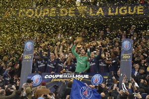 Coppa di Lega: Paris Saint-Germain-Monaco 4-1 (ANSA)